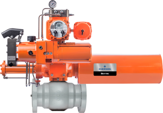 Bettis EHO Electro-Hydraulic Operator (Smart)
