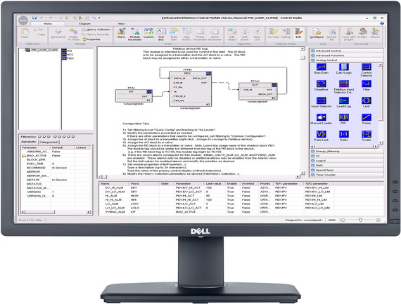 PDP_DeltaV Monitor and Control Software