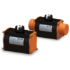 Bettis RPX-Series Rack and Pinion Pneumatic Valve Actuator