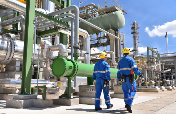 Pumps and compressors act as the plant's heart, keeping the process fluid moving through the plant.