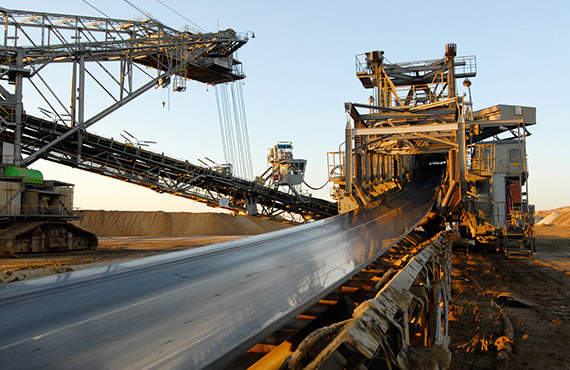 Conveyors are valuable assets that operate in tough environments.