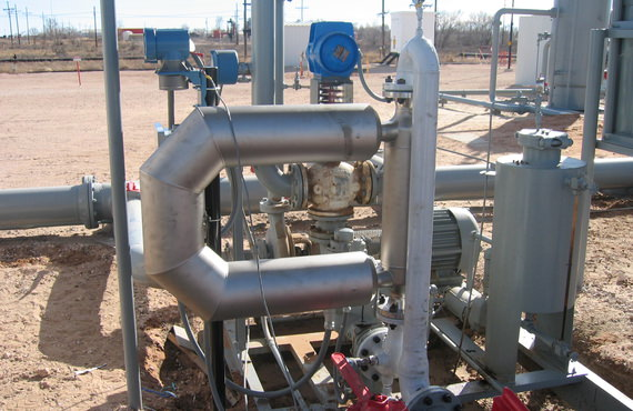 Accurate flow measurement is key in the natural gas industry.