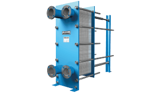 SUPERCHANGER® Plate And Frame Heat Exchanger